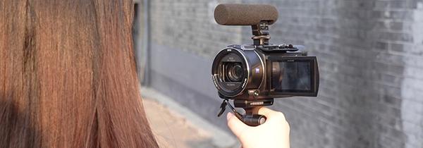 稳扎稳打的Vlog神器 索尼AX60摄像机