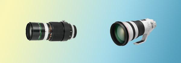 专注光学技术 佳能庆祝人工萤石应用于镜头50周年