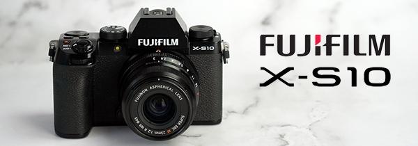 小而强大 富士中端无反相机X-S10评测