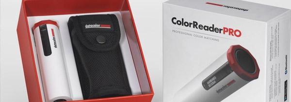 Datacolor德塔颜色正式发布Color Reader系列取色器
