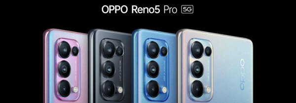 人像视频手机OPPOReno5系列正式发布 开启视频手机新赛段