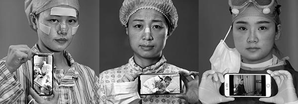 第八届中国摄影排行榜入围:你是我最牵挂的人