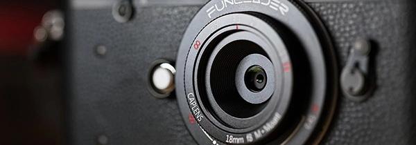 "Funleader镜头评测  一款能拍照的""机身盖"""