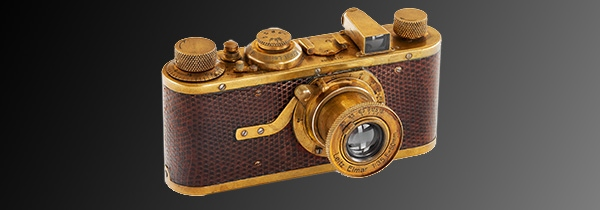 第38届徕兹相机拍卖会将于6月12日在维也纳举办