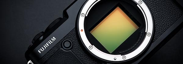 影像巅峰 富士中画幅相机组合