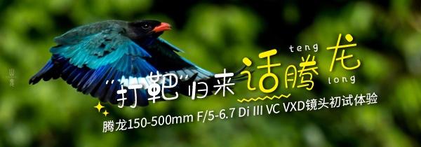 """""""打靶""""归来话腾龙 腾龙150-500mm F/5-6.7 镜头初试体验"""