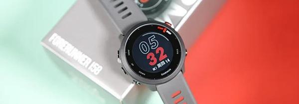 手腕上的跑步教练 Garmin Forerunner 158 GPS试用体验