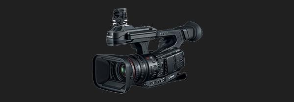 一款新的专业佳能4K摄像机或将于8月下旬发布