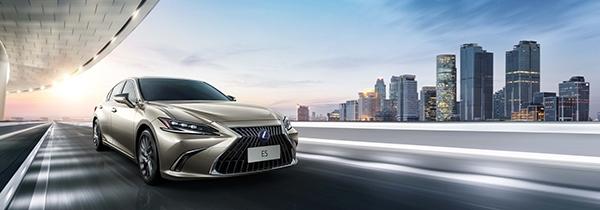 探享非凡新境 中大型豪华行政级轿车新雷克萨斯ES开启预售