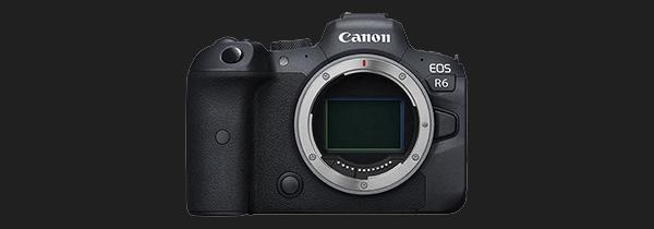 佳能发布EOS R6相机新版固件升级