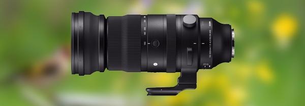 心之所向即刻捕捉 适马发布SIGMA 150-600mm F5-6.3 DG DN OS镜头