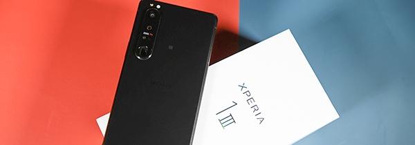 全方位黑科技微单手机 索尼Xperia 1 III评测