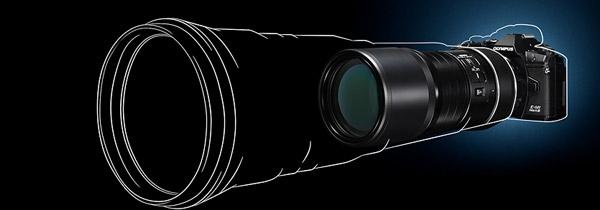 奥林巴斯相机 手持拍遍天下鸟