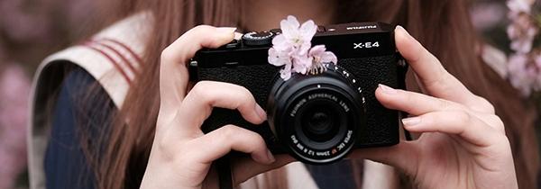 用影像记录青春的美 开学季那些不容错过的相机