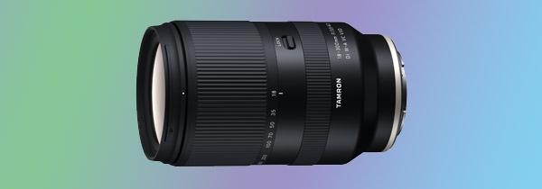 变焦倍率达 16.6 倍  腾龙正式发布E卡口18-300mm F/3.5-6.3