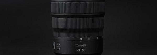 大三元标变镜头 佳能RF24-70mm F2.8 L