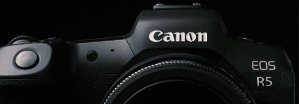 4500万高像素的细腻画质 佳能EOS R5