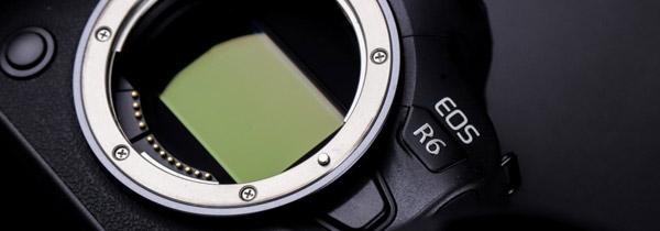 专业微单旗舰之芯 佳能EOS R6