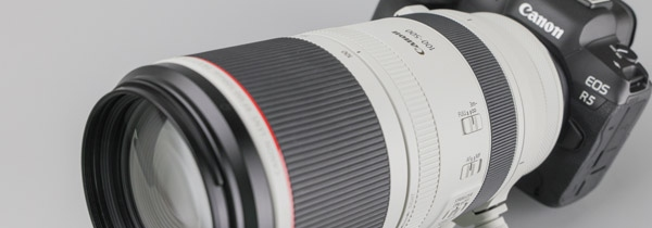 L级远摄变焦RF镜头 佳能RF100-500mm
