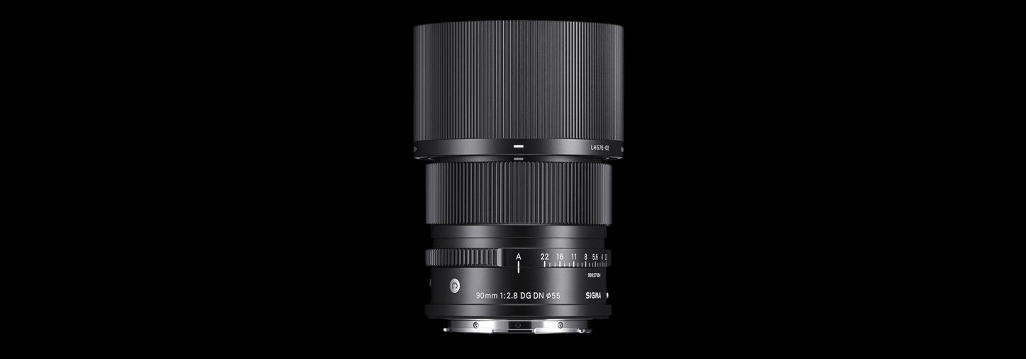 灵感时刻速即入镜,适马发布90mm F2.8 DG DN Contemporary