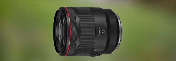新人像镜皇 RF50mm F1.2 L USM