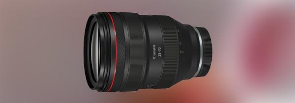 彰显实力 佳能RF28-70mm F2 L