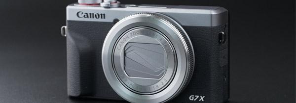 视频拍摄更强劲 佳能G7 X Mark III