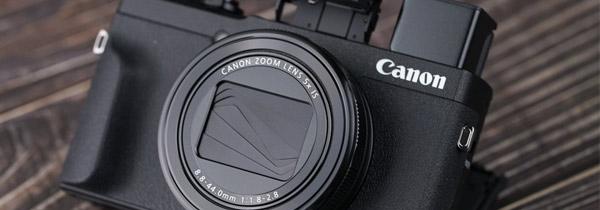 便携全能高画质利器 佳能G5 X Mark II