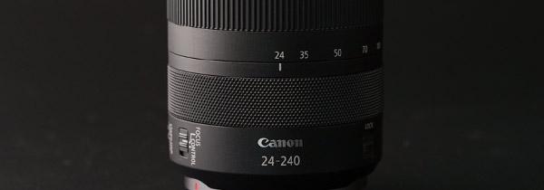 10倍光学变焦能力 佳能RF24-240mm