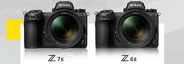 """增加""""调整人像形象""""功能 尼康发布Z 7Ⅱ和Z 6Ⅱ固件1.30版本"""