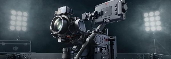 大疆首款四轴电影机 DJI Ronin 4D 正式发布