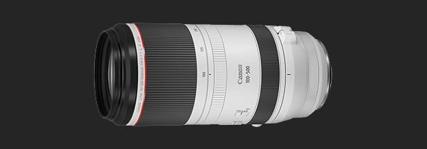 佳能发布RF100-500mm F4.5-7.1新版固件升级